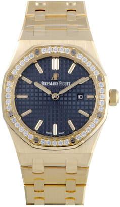Audemars Piguet Women's Millenary Grand Complications Diamond Watch