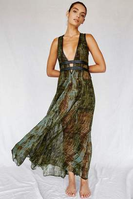 Nicholas K Rhine Maxi Dress