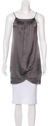Kenneth Cole Silk Sleeveless Top