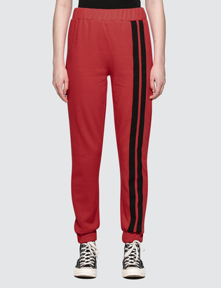 Danielle Guizio Cotton Sweatpants