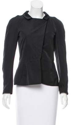 Marni Lightweight Pointed Collar Jacket