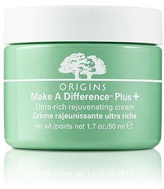 Origins Make A DifferenceTM Plus+ Ultra-rich rejuvenating cream