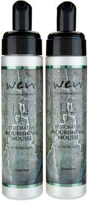 styling/ Wen WEN by Chaz Dean Light Mousse Duo Auto-Delivery