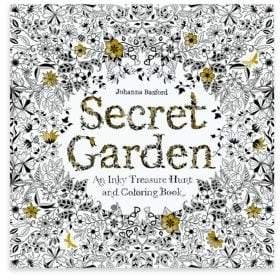 Chronicle Books Secret Garden Book