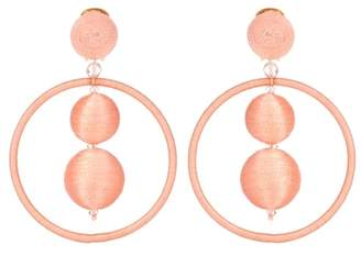 Oscar de la Renta Exclusive to Mytheresa – Bauble drop earrings