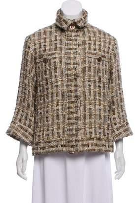 Chanel 2016 Paris-Rome Tweed Jacket