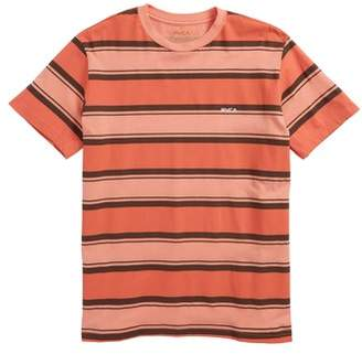 RVCA Four Stripe T-Shirt