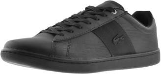 Carnaby Leather Trainers Black