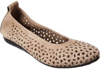 Arche Lilly Suede Flat