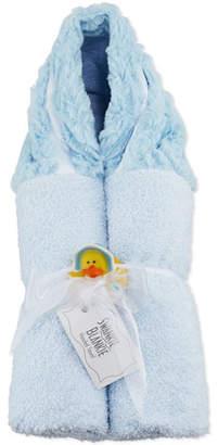 Swankie Blankie Ziggy Hooded Towel, Blue