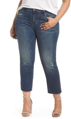 STS Blue Cara Cuffed Slim Straight Jeans