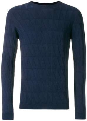 Giorgio Armani perfectly fitted sweater