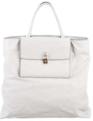 Dolce & Gabbana Soft Leather Tote