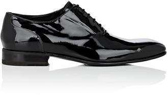 Harris Men's Patent Leather Balmorals