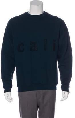 Yeezy 2017 Cali Oversize Sweatshirt w/ Tags