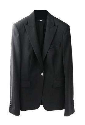 """HUGO BOSS BOSS  Women's Wool Business """"Juicy"""" Blazer Jacket 12"""