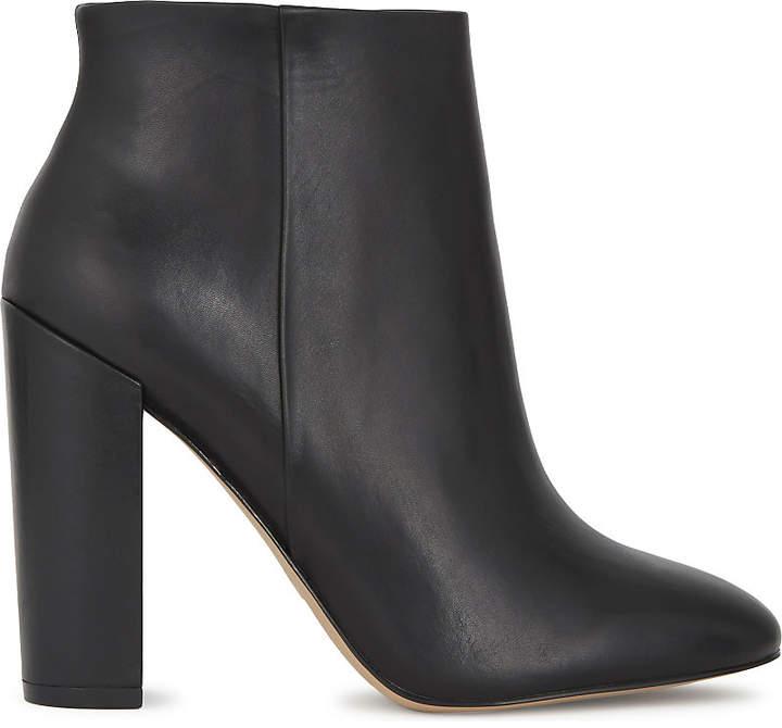 Aldo Aravia leather heeled ankle boots