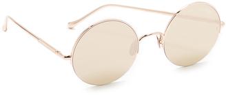 Sunday Somewhere Raine Sunglasses $290 thestylecure.com