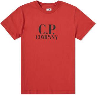 C.P. Company Undersixteen Logo Tee
