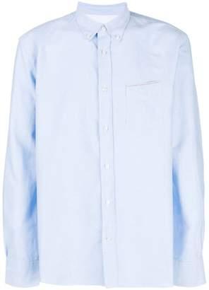 Officine Generale classic button-down shirt
