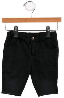Appaman Fine Tailoring Boys' Four-Pocket Raw-Edge Pants