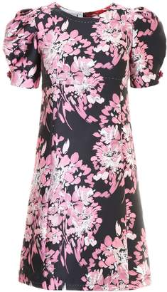 Dolce & Gabbana Floral Brocade Dress
