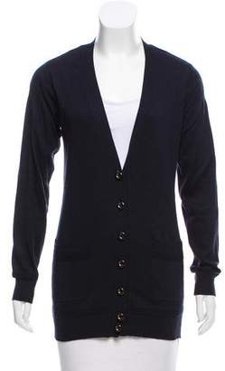 Marc by Marc Jacobs Silk-Blend Knit Cardigan