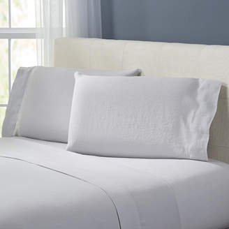 Birch Lane Bernadette Washed Belgian Linen Sheet Set
