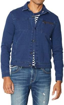 John Varvatos Redrock Long-Sleeve Denim Jacket