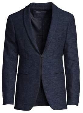 John Varvatos Slim-Fit Shawl Collar Blazer