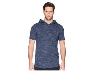 Under Armour Sportstyle Core Short Sleeve Hoodie Men's Sweatshirt