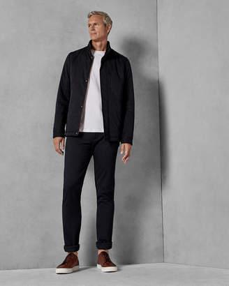 Ted Baker RELLTT Tall quilted Harrington jacket