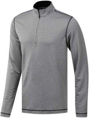 adidas Men's Regular-Fit UV Protection Quarter-Zip Performance Golf Sweatshirt