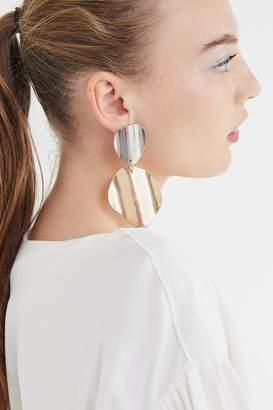 Urban Outfitters Fallon Organic Statement Drop Earring