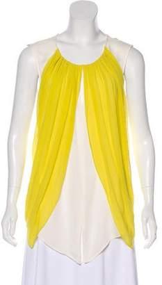 Sass & Bide Silk Sleeveless Top w/ Tags