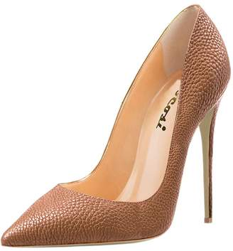 3f7bf3514fd Brown Pumps Ladies - ShopStyle Canada