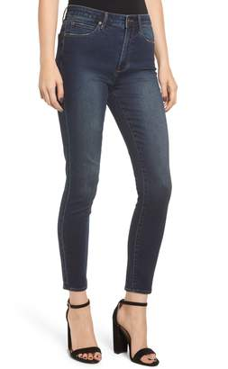 Leith High Waist Ankle Skinny Jeans