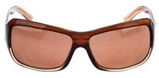 Maui Jim Tinted Shield Sunglasses
