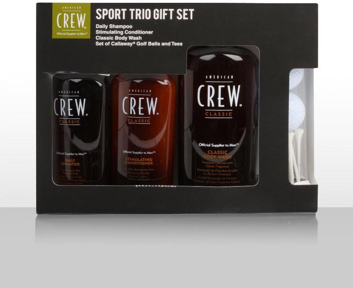 American Crew Sports Trio Gift Set