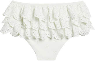 Inc Swim Lace Bikini Bottom