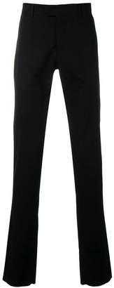 Les Hommes trim slim fit trousers