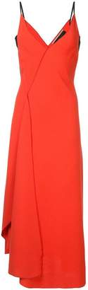 Roland Mouret asymmetric cami dress