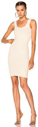 Yeezy Season 4 Ribbed Sleeveless Midi Dress