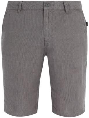 Onia Austin gauze-linen shorts
