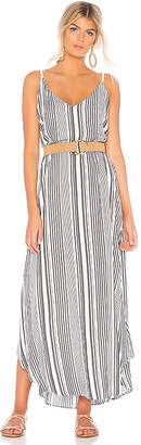 Michael Stars Cabana Stripe Maxi Dress