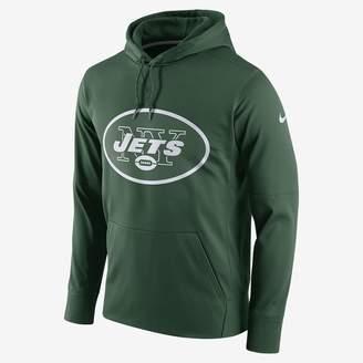 Nike Circuit Logo Essential (NFL Jets) Men's Pullover Hoodie