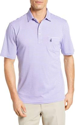 johnnie-O Macon Regular Fit Stripe Polo