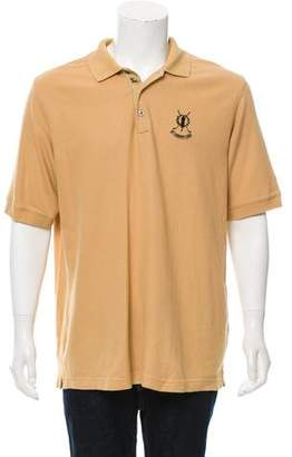 Burberry Golf St. Andrews Polo Shirt