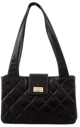 Chanel Quilted Mademoiselle Tote