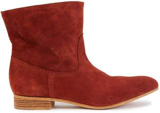 Forte Forte Suede ankle boots